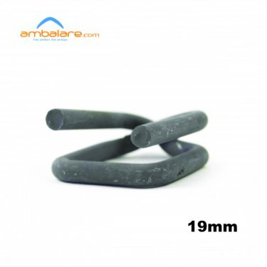 Set 1000 Bucle ( Cleme ) Fosfatate 19 mm
